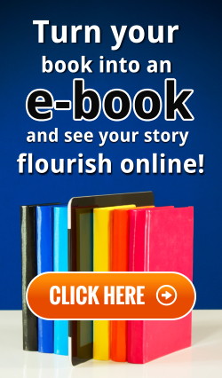 Turn your book into an e-book