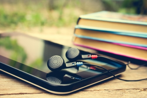 Voice for Your Audiobooks